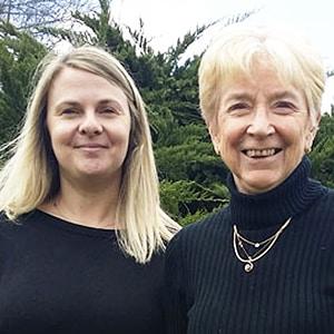 Carol and Mary